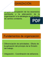 Organizacion Urp 2014 - II
