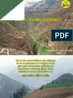 Andenes y desarrollosostenible