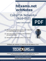 TE NetworkPlus TechNotes