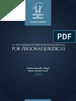 Persona Juriudica Colombia