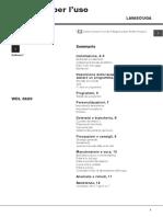 Manuale Ariston WDL8620.pdf