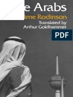 Rodinson, Maxime - The Arabs