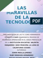 Proyecto Tic 2016