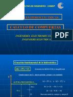 Cálculo Compuertas