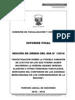 Informe Final del Caso Agendas