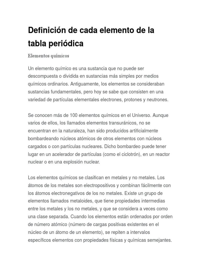 Definicin de cada elemento de la tabla peridica 1534210328v1 urtaz Gallery