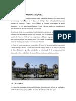La Plaza de Armas de Arequipa