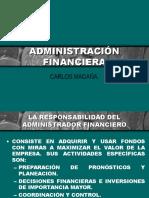 Administración Financiera (Ddd)