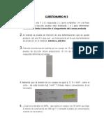 Cuestionario ensayo de materiales