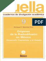 Orígenes de la radiodifusión en México, desarrollo capitalista y el Estado.pdf