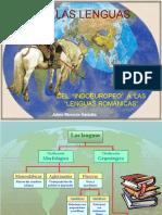 familia linguistica Indo Europeo