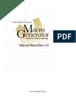 MacroGen4 5 Manual