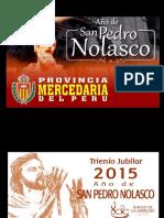 SAN PEDRO NOLASCO - CONVENCIÓN