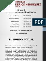 Grupo 8-Etica y Responsabilidad Social