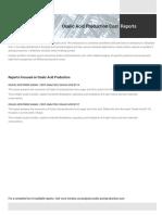 Oxalic Acid Plant Cost