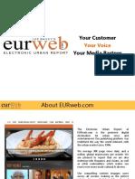 EURweb Media Kit 2016-2017