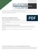 Polyalphaolefin Plant Cost