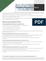 Polypropylene Plant Cost