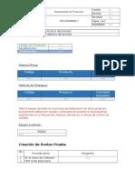 Procedimiento Medición ATP