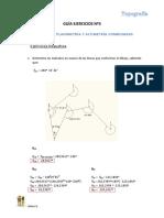 Ge 3 Topografía Planimetría y Altimetria
