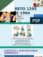 DECRETO 1295 DE 1994.pptx