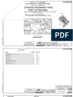 Metropolitan Branch Trail 30% Design Plans, Draft for Fort Totten Area (2016)