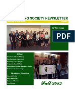 accounting society fall newsletter 2015