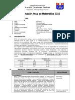 Programación Anual de Matemáticas del 1er año CORREGIDO.docx