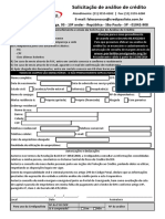 Credi Paulista Formullario
