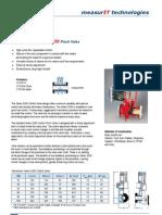 MeasurIT Red Valve Pinch Series 5200 0802