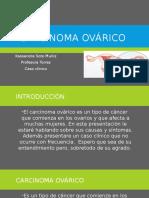 carcinoma ovarico