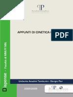 Appunti Di Cinetica Chimica V1