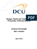 Andrew Kavanagh FYP Report (DCU 12449652 ME4)