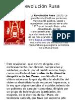 La Revolución Rusa1917