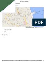 Av La Torre 185 - Google Maps
