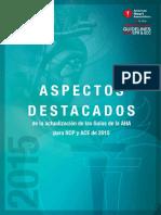 2015 AHA Guidelines Highlights Spanish