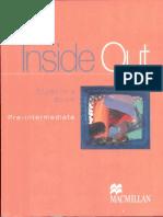 Inside Out Pre Intermediate Teacher Book