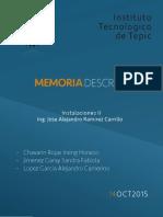 0.Memoria Descriptiva