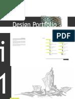 Michael W. Kim Design Portfolio