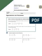 Guía de Operaciones Con Fracciones.doc 7mos