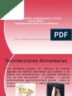 Toxiinfecciones Alimentarias y Otras Afecciones