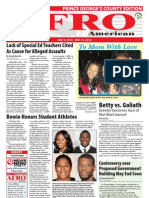 Prince George's County Afro-American Newspaper, May 08, 2010