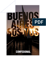 Buenos Aires Sos Vos - Confesional