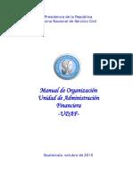 Manual O UDAF Integrado
