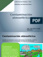 TEMA 1 ContaminTEMA 1 Contaminación Atmosféricaación Atmosférica