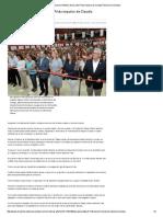 13-04-16 Reconoce Alfonso Navarrete Prida impulso de Claudia Pavlovich al empleo. -El Reportero