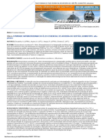 Atividade Antimicrobiana Do Óleo Essencial de Aroeira-do-sertão, Quimiotipo_ Alfa-pineno