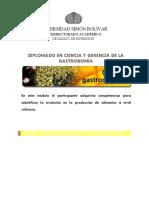 14. Unidad 2 Regionalizacion Gastronomia