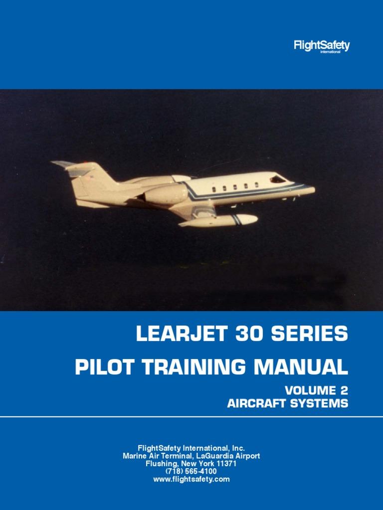 learjet 35 manual pilot aeronautics fuselage rh scribd com learjet 35 maintenance manual Lear 35 Crash