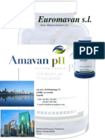 Amavan PH Modelo Genesis Solo Acidez